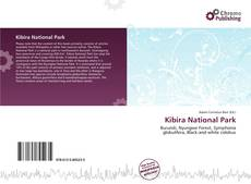 Bookcover of Kibira National Park