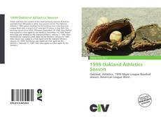 Capa do livro de 1999 Oakland Athletics Season