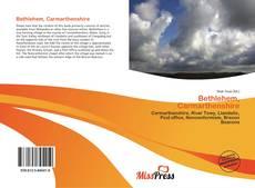 Bethlehem, Carmarthenshire的封面