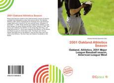 Обложка 2001 Oakland Athletics Season