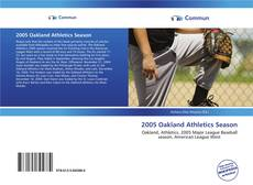 Couverture de 2005 Oakland Athletics Season