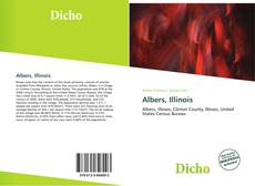 Bookcover of Albers, Illinois