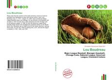 Lou Boudreau kitap kapağı
