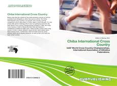 Bookcover of Chiba International Cross Country