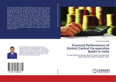 Buchcover von Financial Performance of District Central Co-operative Banks in India