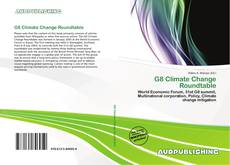 Bookcover of G8 Climate Change Roundtable
