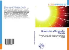 Обложка Discoveries of Extrasolar Planets
