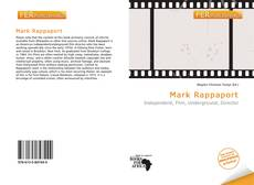 Mark Rappaport kitap kapağı