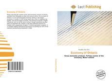 Bookcover of Economy of Ontario