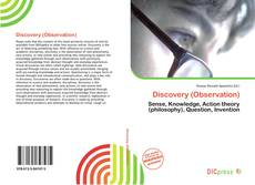 Bookcover of Discovery (Observation)