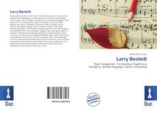 Larry Beckett的封面