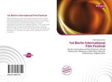 Copertina di 1st Berlin International Film Festival