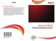 Bookcover of Discovery (Synth)