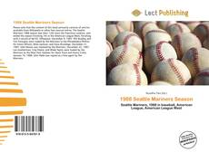 Bookcover of 1988 Seattle Mariners Season
