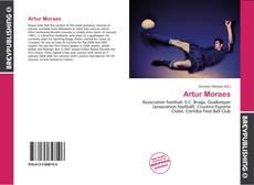 Artur Moraes kitap kapağı