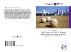 Couverture de 1992 Seattle Mariners Season