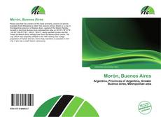 Bookcover of Morón, Buenos Aires