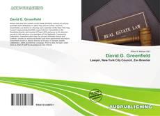 David G. Greenfield的封面