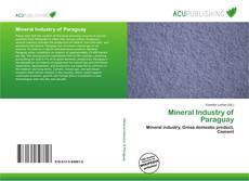 Couverture de Mineral Industry of Paraguay