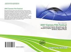 Buchcover von 2007 Cannes Film Festival