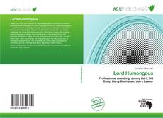 Bookcover of Lord Humongous