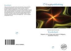 Kardzhali kitap kapağı