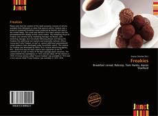Bookcover of Freakies