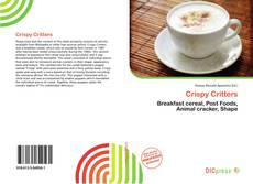 Bookcover of Crispy Critters