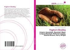 Capa do livro de Foghorn Bradley