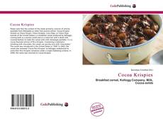 Bookcover of Cocoa Krispies