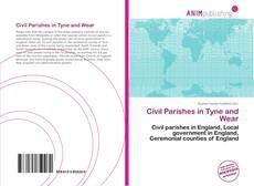 Borítókép a  Civil Parishes in Tyne and Wear - hoz