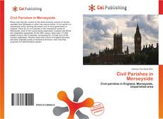 Portada del libro de Civil Parishes in Merseyside