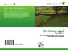 Borítókép a  Civil Parishes in West Yorkshire - hoz