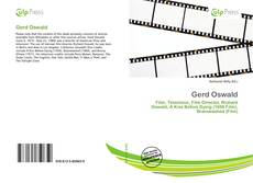 Bookcover of Gerd Oswald