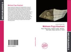 Bookcover of Mohsen Fayz Kashani