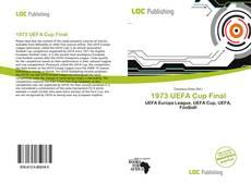 Buchcover von 1973 UEFA Cup Final