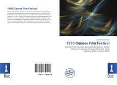 1990 Cannes Film Festival的封面