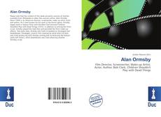Bookcover of Alan Ormsby