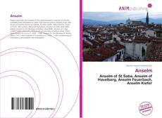 Anselm kitap kapağı