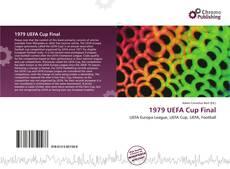Portada del libro de 1979 UEFA Cup Final