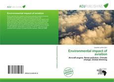 Portada del libro de Environmental impact of aviation
