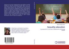 Bookcover of Sexuality education