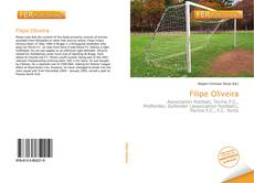 Capa do livro de Filipe Oliveira