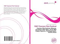 1967 Cannes Film Festival的封面
