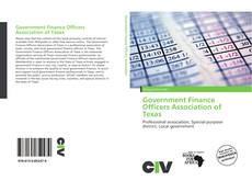 Portada del libro de Government Finance Officers Association of Texas