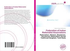 Capa do livro de Federation of Indian Rationalist Associations