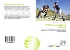 Buchcover von 1965 Houston Astros Season