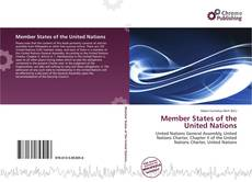 Bookcover of Member States of the United Nations