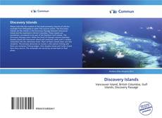Capa do livro de Discovery Islands