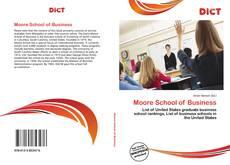 Buchcover von Moore School of Business